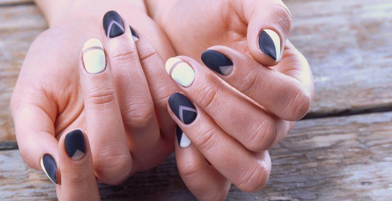 letni manicure diy