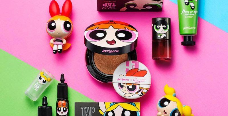 kolekcja kosmetyków peripera