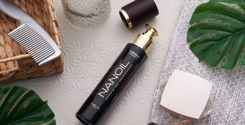 Olejek do włosów Nanoil - test produktu
