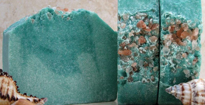 peeling i mydło złuszczające