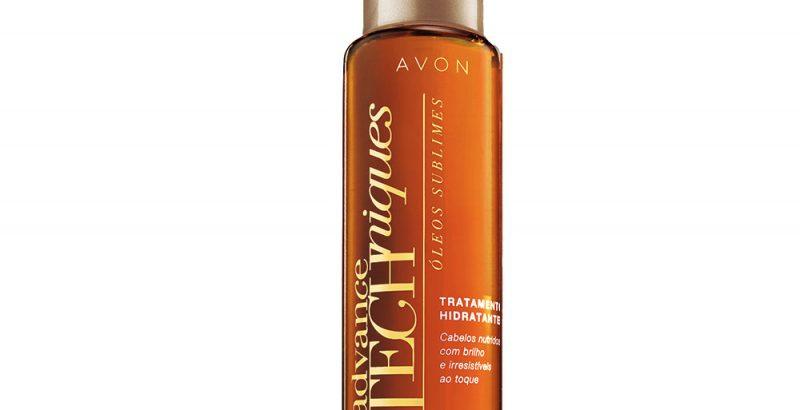 olejek do pielęgnacji włosów avon