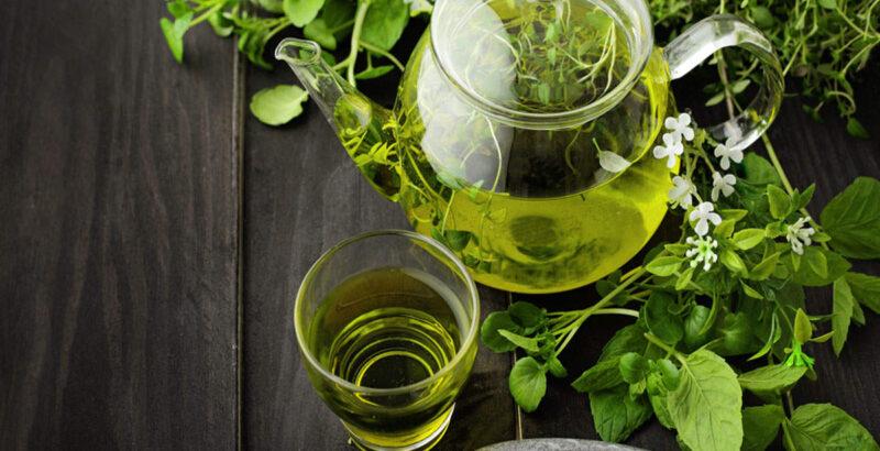 zielona herbata w pielęgnacji skóry